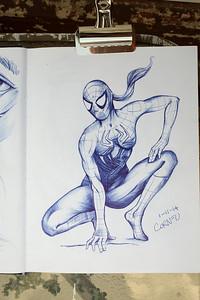 """11/365 - """"spidergirl"""""""