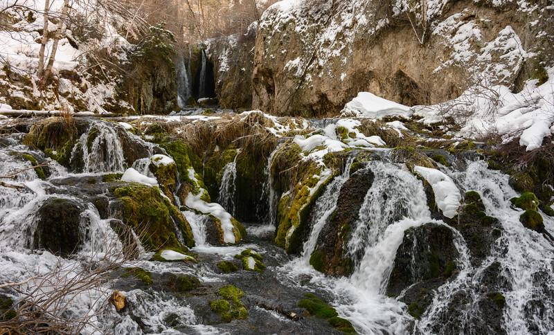 Roughlock Falls, Spearfish Canyon, South Dakota