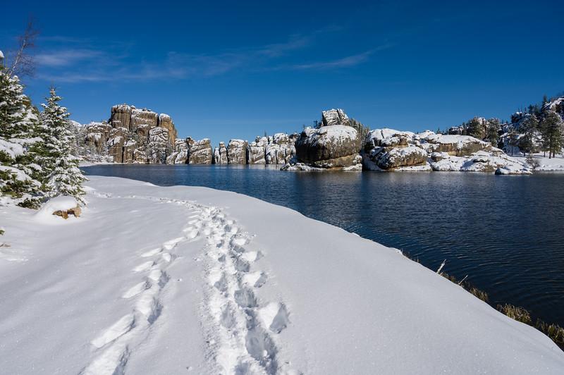 Sylvan Lake, South Dakota