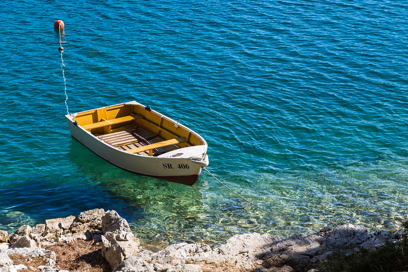 Searching for peace and tranquillity on the green Adriatic island of Mljet