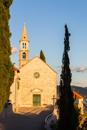 Franciscan monastery in Orebic