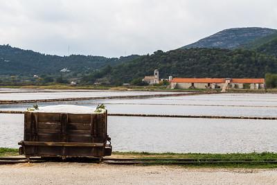 Old salt factory