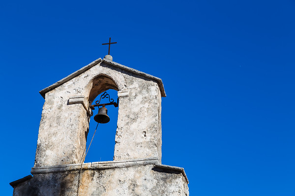 Bell above the Church of St Peter