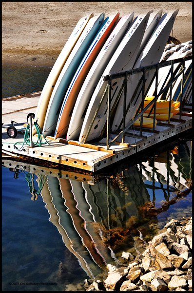 This was taken at the Dana Point Marina in Ca. I loved the reflections.