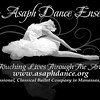 The Asaph Dance Ensemble, a classical, professional ballet company in Manassas, VA