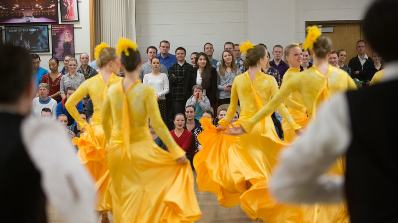 BYU BDC Dance with RAH -   Photography by Todd Wakefield -   TFW 1501-01 RAH 038 -