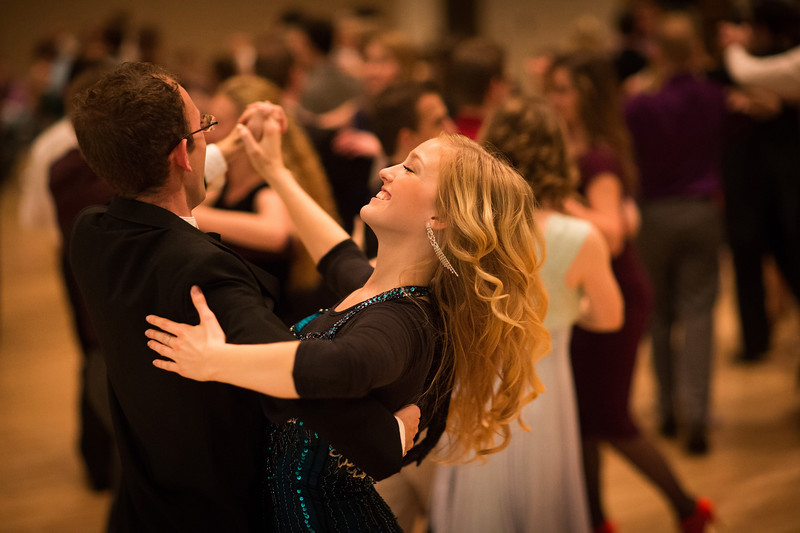 BYU Ballroom Dance Company -  Winters Eve Ball 2014 -  Photography by Todd Frederick Wakefield -   December 10, 2014 -  TFW 1412-01 07