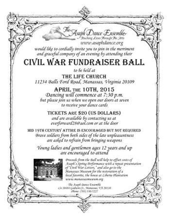 Civil War Ball