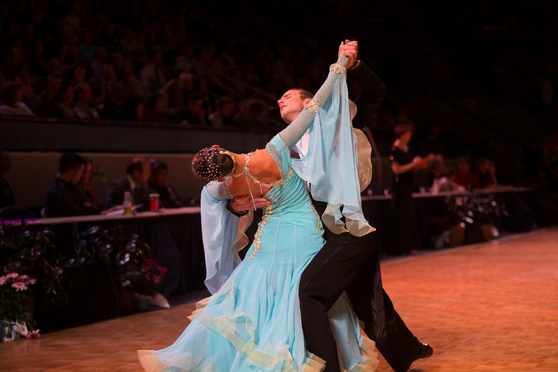 1403-21 0134  1403-21 BLR DanceSport Championships  United States National Amateur DanceSport Championships  Marriott Center, Saturday  Organized by Lee Wakefield and Curt Holman Sanctioned by the NDCA  March 16, 2014  Todd Wakefield/BYU  © BYU PHOTO 2014 All Rights Reserved photo@byu.edu   (801)422-7322