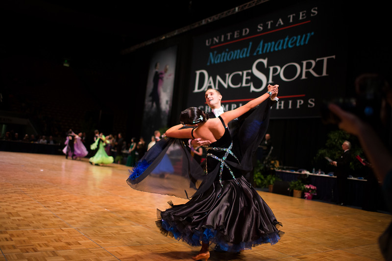 1403-21 0157  1403-21 BLR DanceSport Championships  United States National Amateur DanceSport Championships  Marriott Center, Saturday  Organized by Lee Wakefield and Curt Holman Sanctioned by the NDCA  March 16, 2014  Todd Wakefield/BYU  © BYU PHOTO 2014 All Rights Reserved photo@byu.edu   (801)422-7322