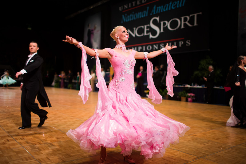 1403-21 0160  1403-21 BLR DanceSport Championships  United States National Amateur DanceSport Championships  Marriott Center, Saturday  Organized by Lee Wakefield and Curt Holman Sanctioned by the NDCA  March 16, 2014  Todd Wakefield/BYU  © BYU PHOTO 2014 All Rights Reserved photo@byu.edu   (801)422-7322