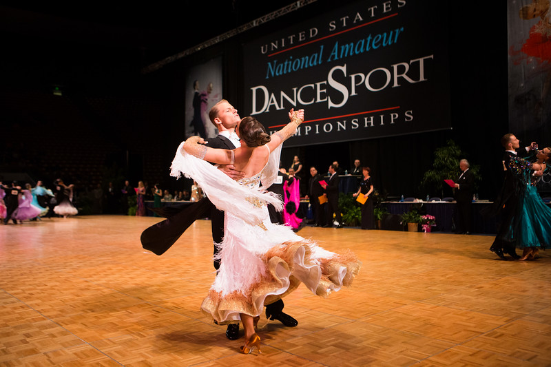 1403-21 0250  1403-21 BLR DanceSport Championships  United States National Amateur DanceSport Championships  Marriott Center, Saturday  Organized by Lee Wakefield and Curt Holman Sanctioned by the NDCA  March 16, 2014  Todd Wakefield/BYU  © BYU PHOTO 2014 All Rights Reserved photo@byu.edu   (801)422-7322
