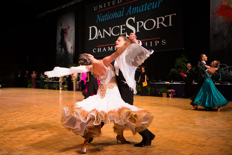 1403-21 0248  1403-21 BLR DanceSport Championships  United States National Amateur DanceSport Championships  Marriott Center, Saturday  Organized by Lee Wakefield and Curt Holman Sanctioned by the NDCA  March 16, 2014  Todd Wakefield/BYU  © BYU PHOTO 2014 All Rights Reserved photo@byu.edu   (801)422-7322