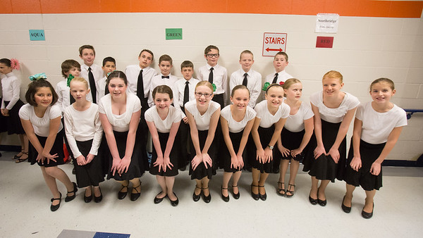 Elementary Ballroom Team Match -   Photography by:  Todd Frederick Wakefield -   January 24, 2015 -   TFW 1501-01 053 -