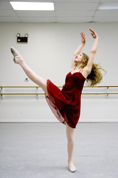 Kayleen Nagurny, NVDA Choreography Workshop, May 13, 2011
