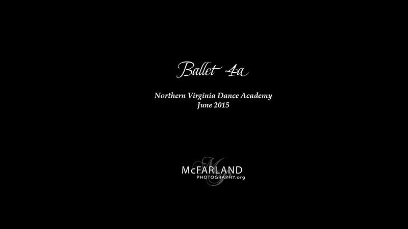 Ballet 4a