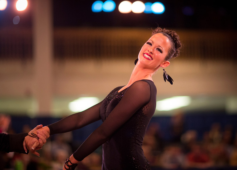 1411-41 0048  1411-41 BLR Dancesport  November ballroom dance competition held in the Wilkinson's Center at BYU.  Organized by Lee Wakefield and Curt Holman, sanctioned by the NDCA.  Friday  Photo by:  Todd Wakefield/BYU  November 14, 2014  Copyright BYU Photo 2014 All Rights Reserved photo@byu.edu   (801)422-7322