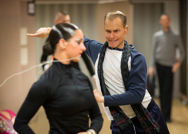 1411-41 0076  1411-41 BLR Dancesport  November ballroom dance competition held in the Wilkinson's Center at BYU.  Organized by Lee Wakefield and Curt Holman, sanctioned by the NDCA.  Friday  Photo by:  Todd Wakefield/BYU  November 14, 2014  Copyright BYU Photo 2014 All Rights Reserved photo@byu.edu   (801)422-7322