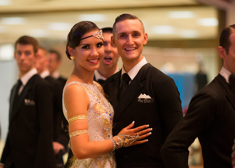 1411-41 0114  1411-41 BLR Dancesport  November ballroom dance competition held in the Wilkinson's Center at BYU.  Organized by Lee Wakefield and Curt Holman, sanctioned by the NDCA.  Friday  Photo by:  Todd Wakefield/BYU  November 14, 2014  Copyright BYU Photo 2014 All Rights Reserved photo@byu.edu   (801)422-7322