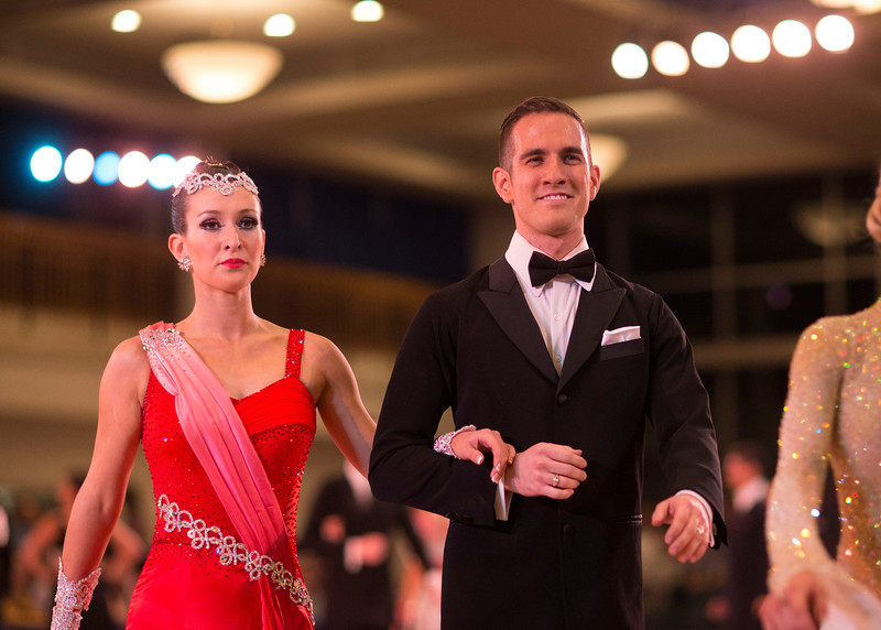 1411-41 0021  1411-41 BLR Dancesport  November ballroom dance competition held in the Wilkinson's Center at BYU.  Organized by Lee Wakefield and Curt Holman, sanctioned by the NDCA.  Friday  Photo by:  Todd Wakefield/BYU  November 14, 2014  Copyright BYU Photo 2014 All Rights Reserved photo@byu.edu   (801)422-7322