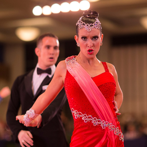 1411-41 0008  1411-41 BLR Dancesport  November ballroom dance competition held in the Wilkinson's Center at BYU.  Organized by Lee Wakefield and Curt Holman, sanctioned by the NDCA.  Friday  Photo by:  Todd Wakefield/BYU  November 14, 2014  Copyright BYU Photo 2014 All Rights Reserved photo@byu.edu   (801)422-7322
