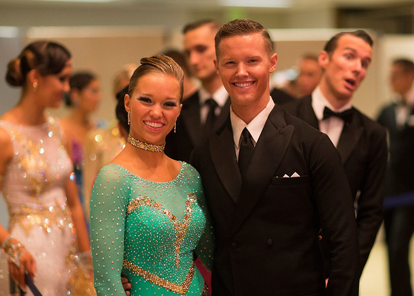 1411-41 0109  1411-41 BLR Dancesport  November ballroom dance competition held in the Wilkinson's Center at BYU.  Organized by Lee Wakefield and Curt Holman, sanctioned by the NDCA.  Friday  Photo by:  Todd Wakefield/BYU  November 14, 2014  Copyright BYU Photo 2014 All Rights Reserved photo@byu.edu   (801)422-7322