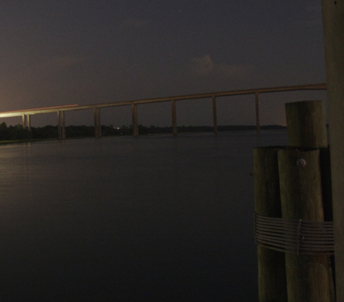 Wando River Bridge III (Right Side)