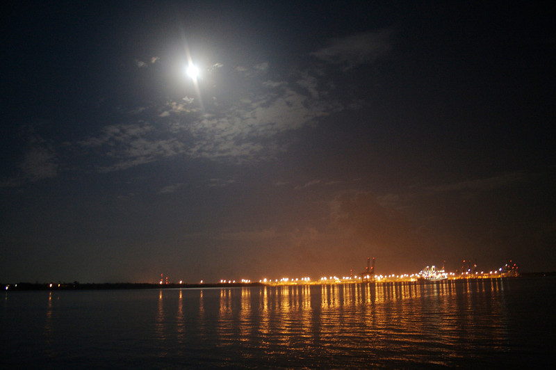 Moon Over Charleston/Mt. Pleasant II