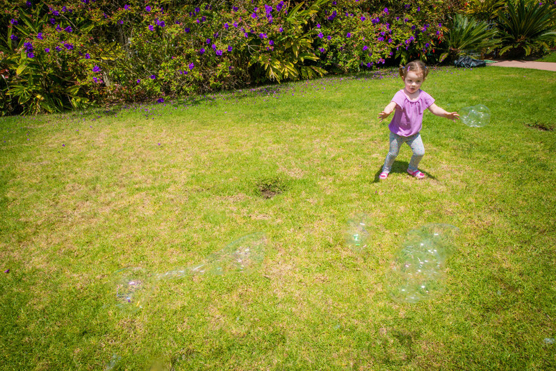 Bubble Huntin'