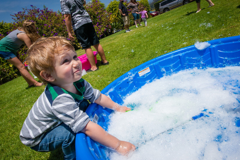 Bubbles… Serious Business!