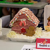 Plate lunch gingerbread house