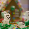 Marshmellow people house