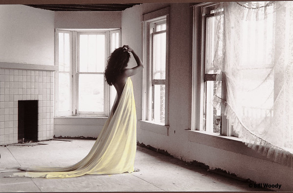 A Muse in Yellow *