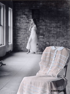 Pink Dress on a Chair *