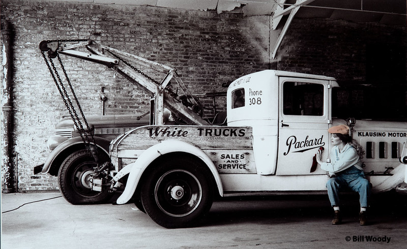Klausing Motor Tow Truck