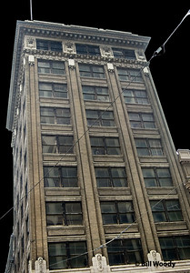 The Commercial Building Corner of 4th and Ludlow.  Part of the arcade complex.