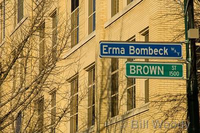 We miss Erma.