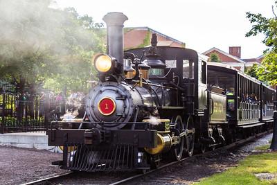 Village Steam Engine