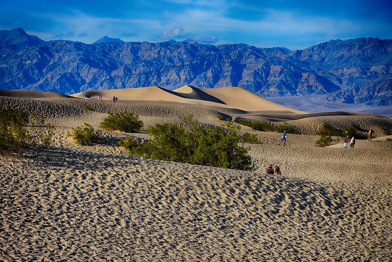Death Valley is a Beautiful Place to Visit