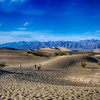 Mesquite Sand Dunes Includes Acres of Moving Sand