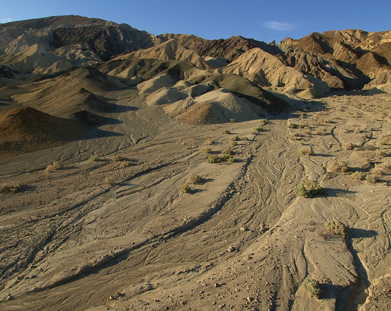 Death Valley - Wash - 20 Mule Train Drive