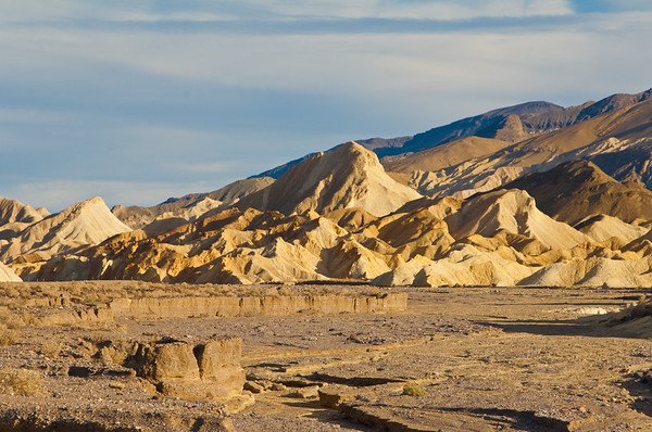 Death Valley National Park,  California and Nevada