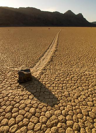 Death Valley - Racetrack Rock