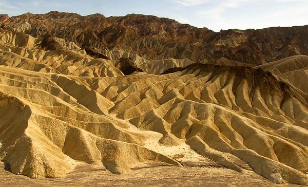 Death Valley - Golden Hills