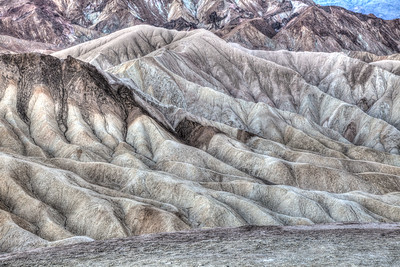 Photos made from Zabriskie Point