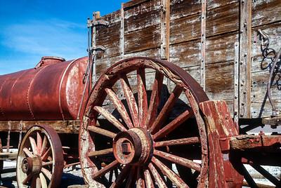 """Borax Wagon #2"""
