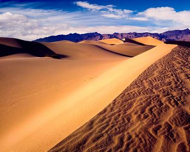 """""""Mesquite Flat Dunes #1"""""""