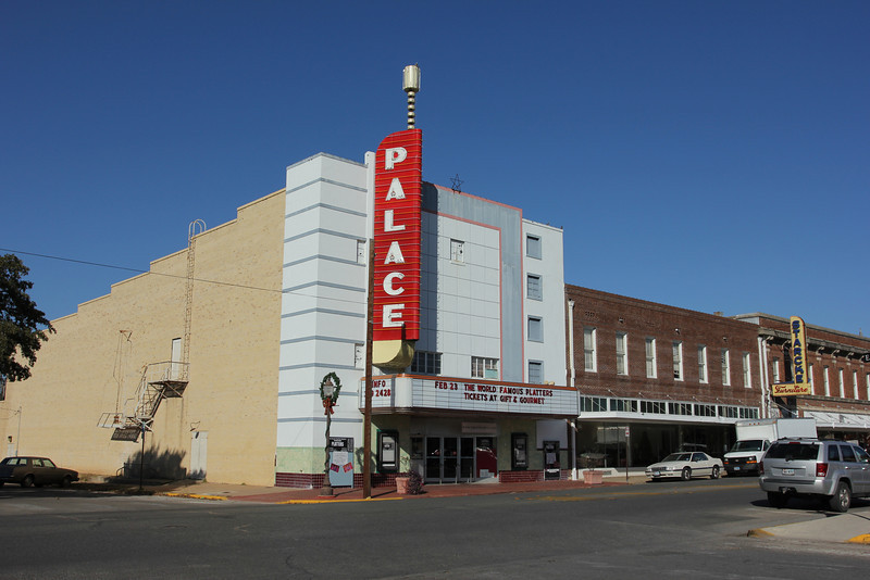 Palace theater, Seguin TX