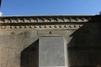 Gonzales Memorial, Gonzales TX  - Memorial to Old Eighteen