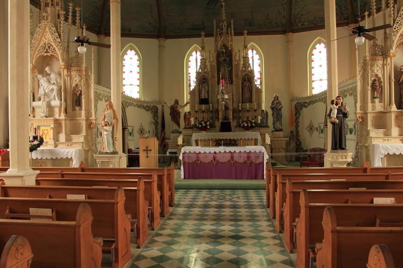St. Mary's Parah, TX